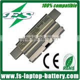 High quality rechargeable laptop battery for Sony vaio VGN-FZ18T VGP-BPL8 VGP-BPS8A VGP-BPS8B VGP-BPS8 Notebook battery