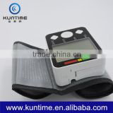 alibaba express New Digital LCD Wrist Blood Pressure Monitor & Heart Beat Meter Pulse Rate Meter