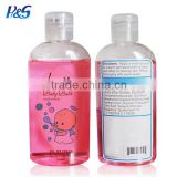 Baby Bath Shower Gel MSDS Mild Nourishing Moisturizing Baby Bath Shower Gel