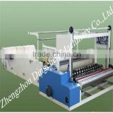 Toilet Paper Roll Slitting Machine/ Toilet Paper Cutting Machine Price/Toilet Paper Roll Cutter Machine