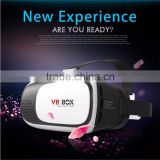 2016 VR BOX 2.0 Version 2 VR Virtual Reality Glasses + Smart Bluetooth Wireless Mouse / Remote Control Gamepad