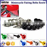 BJ-Screws-2004 Racing Motorcycle Fairing M6 Allen Key Bolts Kits Nuts Screws