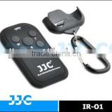 JJC IR Series Infrared Wireless Remote Control replaces Olympus RM-1/RM-2 for Olympus E3 camera
