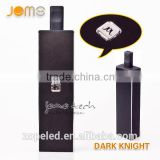 Ecigarette dry herb kit JOMO patent Dark Knight starter kits gift box electronic cigarette herbal vaporizer pen