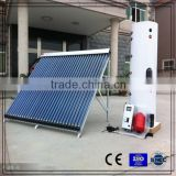 Widely Used Low Price Good Quality Separated Pressurized Solar Water Heater for Overseas