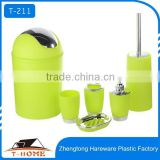 wholesale home decorating ideas plastic hotel balfour bathroom accessory with toilet brush