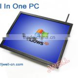 high quality industrial 2 GB memory SSD 32G touch screen panel pc with optional OS Windows xp/Linux                                                                         Quality Choice