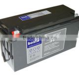 agm battery deep cycle maintenan150ah 48v system rechargeable battery pack for home appliances