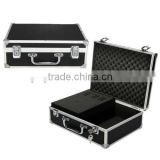 Pro Aluminium Tattoo Machine Gun Supply Kit Set Lock Storage Box Case UK