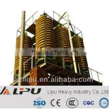 Heavy duty coal spiral chute for sale