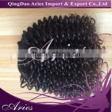 7A Brazilian Virgin Hair Brazilian Deep curly Unprocessed Brazilian Virgin Hair 100% Human Hair Weave Bundles