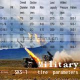 military rocker car tire, military tanks tyre,SKS-1 pattern TL all size: 10-16.5 11L-16 12-16.5 14-17.5 15-19.5 20.5/70-16