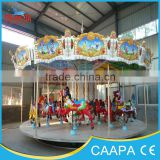 high quality and cheaper attractions musical carousel carrousel amusement park equipment