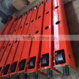 10T 22.5M span end sill steel truck carriage for bridge crane and gantry crane indoor outdoor lifting usage