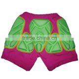 Kids shock absorbed hip pads, skating hip pads, Padded Shorts inline skating shorts snowboarding hip pads for Kids