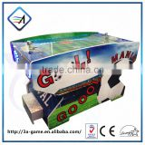 Brand New Amusement Park Soccer Goal Mania Game Machine For Sale