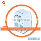 Genjoy 2014 international electric plug adaptors uk to american plug adapter usa electric plug