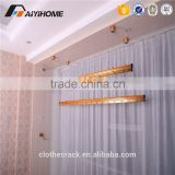 OEM hanging clothes drying rack,ceiling mounted clothes drying rack