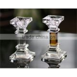 Vintage and modern combined good quality replacement glass candle holder                                                                         Quality Choice