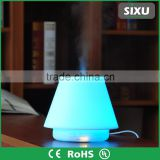 Color changing led light portable ultrasonic aromatherapy essential oil diffuser                                                                         Quality Choice