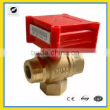 3-way DN15 motor control valve for solar water heaters,washing machines,water heaters,industrial humidifier