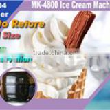 Ice Cream Maker Taycool Soft Serve Ice Cream Machine/ frozen Yogurt Machine With Independent Control Ice Cream Machinery006