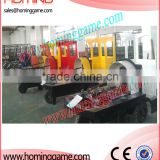 Hot sales Shopping Mall Electric Mini Trackless train/Mall Center Mini Trackless Train