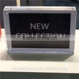 New collection acrylic block, sign block, picture plaque