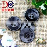 High quality metal button 4 holes sewing button for baby clothing