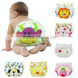 Wholesale Adjustable Baby Kids Cartoon Nappies Diaper Reusable Washable Cloth Diapers                                                                         Quality Choice