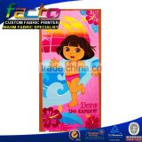 Cartoon Beach Towel, Children Towels, Quick Dry