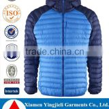 High Quality Brand Custom Ultra Light Men Duck Down Jacket For Winters - Hoody