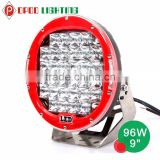 Guangdong IP68 truck led driving light 9'' 96w, New arb spot 96w led driving light
