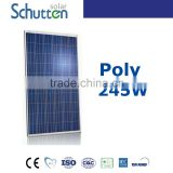 Solar Cell PV Module Collector with TUV CE MCS CE CQC J-PEC