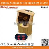 carbon heating infrared sauna with massager health and wellness products foot care ZL-005