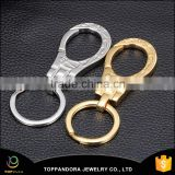 Wholesale factory price metal keychain custom oem design keychain custom metal for crafts