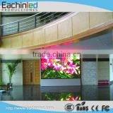 Glass LED Video Wall Clear LED Display Screen Media Facade LED Video Wall for Shopping Mall