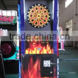 Best selling! Attractive! coin operated electronic online video darts machine