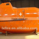 totally enclosed lifeboat/rescue boat 50-80c/f,26-65 people totally enclosed free-fall lifeboat