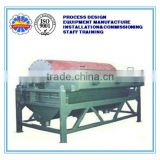 Reliable quality sand Iron ore magnetic separator pyrite mining new plant