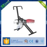 new product total crunch body crunch machine with bike