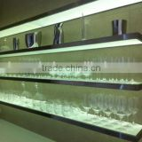 Nuremberg booth construction booth design booth display panel acrylic booth lighting panel