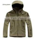 Tactical Gear Hoodie Military TAD V 4.0 Outdoor Camping Men Coats Hunting Jacket Army Waterproof Coat Outerwear