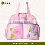 unisex pattern nappy diaper bags for baby