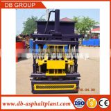 2016 new type clay soil mud lego earth interlock brick making machine