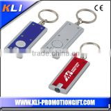 bulb led key chain, chain light for promotion gift