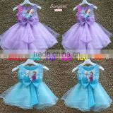 cinderella brand little girls frozen ball gown dresses wedding party custume wholesale kids