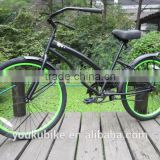 "New specializes 26"" lady Beach Cruiser Bicycle for sale/ Beach cruiser Bicycle with steel frame"