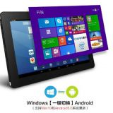 TABLET PC QUAD CORE WINDOWS ANDROID CPU INTEL X5 10.6 INCH W11