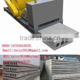 concrete hollow core slab machine concrete slab making machine concrete slab machine